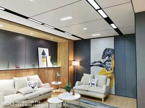金尊之家集成墙板铝蜂窝大板效果图,集成墙板效果图