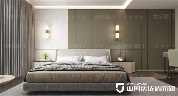 世纪豪门集成墙板新品禾香木大板怎么样?图片?