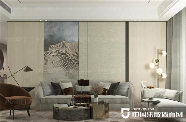 世纪豪门集成墙板禾香木大板环保PP膜怎么样?