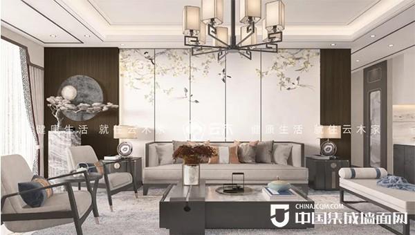 竹木纤维集成墙板十大品牌?一线品牌?